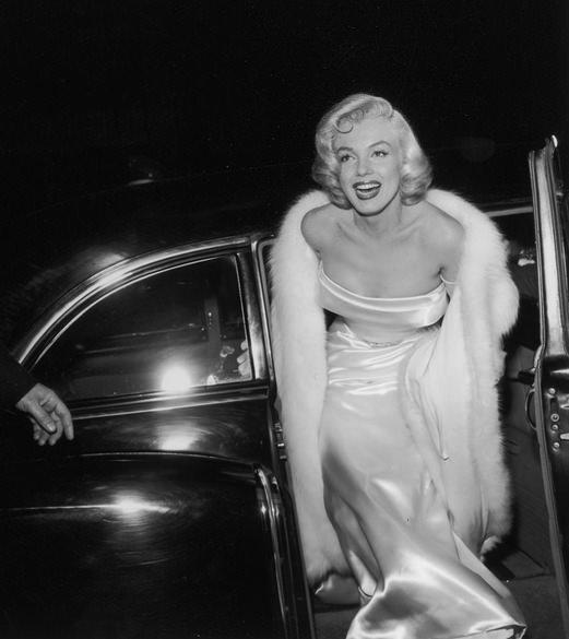Marilyn Monroe meğer estetikliymiş