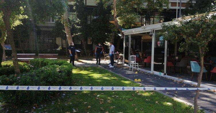 Bayrampaşa'da parkta silahlı kavga; 2 yaralı