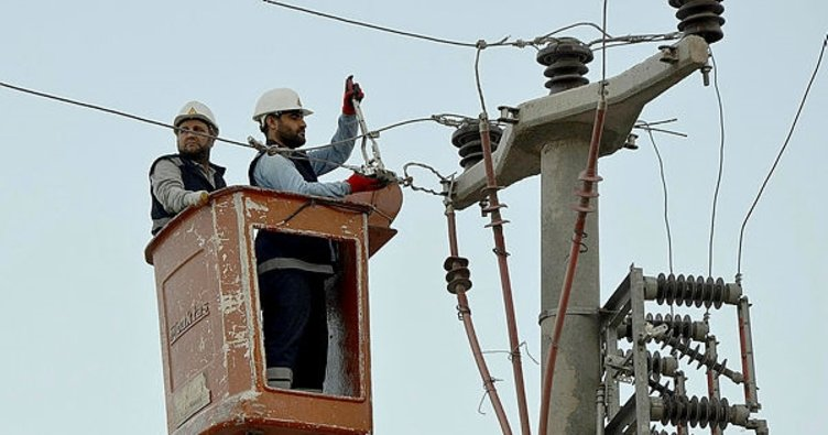Dicle Elektrik dağıtım bölgesi kışa hazır