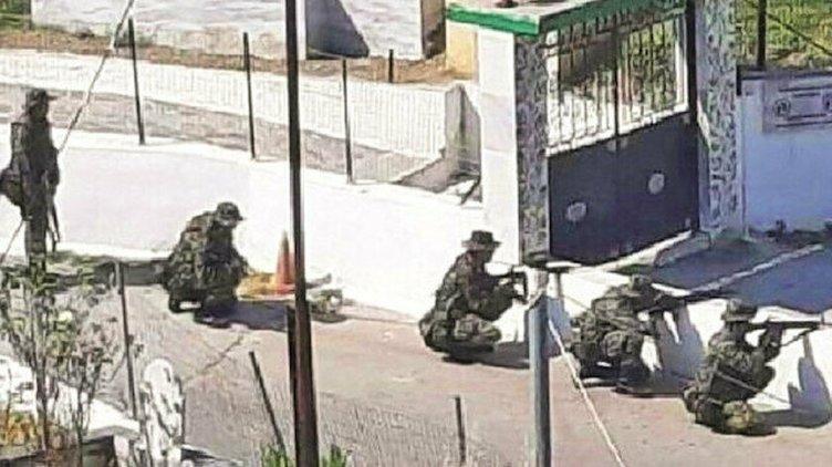 Yunanistan'da Batı Trakya'da ağır! Türk köyüne asker gönderdiler