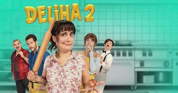 Deliha 2 filmi nerede çekildi? Deliha 2 konusu ne, oyuncuları kim?