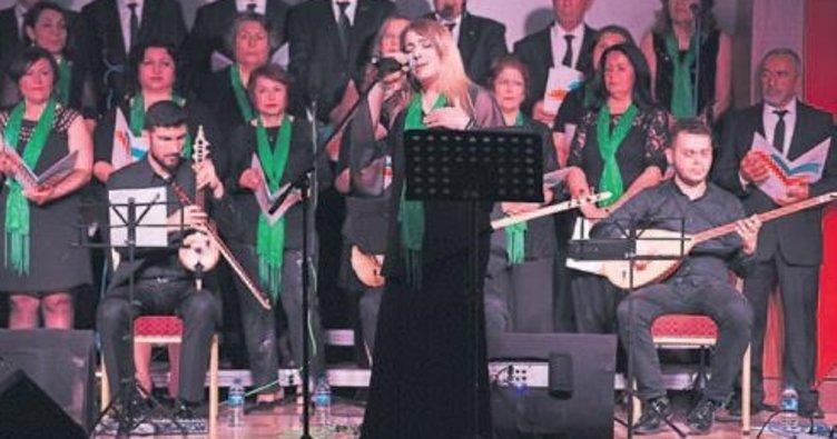 Müzikseverlere türkü ziyafeti
