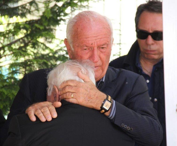 Ali Şen torununa ağladı