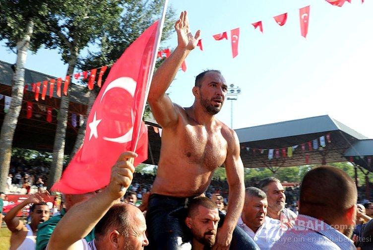 658. Kırkpınar Yağlı Güreşleri'nde kazananı Ali Gürbüz oldu! 2019 Kırkpınar başpehlivanı Ali Gürbüz kimdir ve nereli?