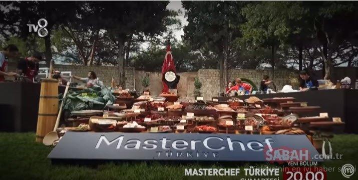 Masterchef eleme adayları kimler oldu? 14 Kasım Masterchef dokunulmazlığı kim kazandı?