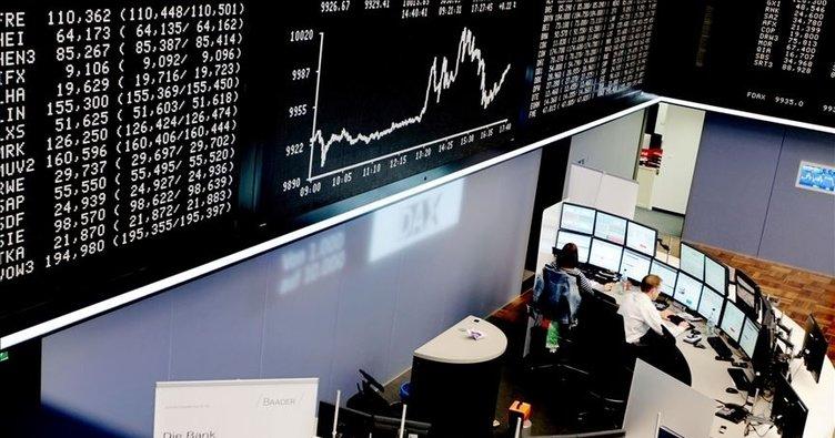 Avrupa borsaları Almanya hariç düşüşle açıldı