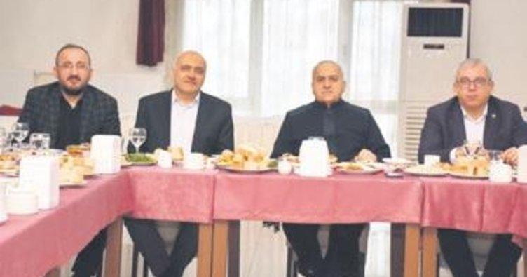 OSTİM yatırım yönetim toplantısı