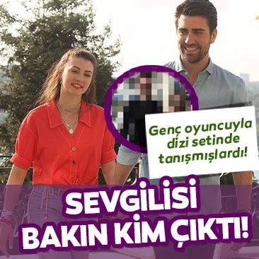Afili Aşk'ın Kerem'i Çağlar Ertuğrul'un sevgilisi bakın kim çıktı!