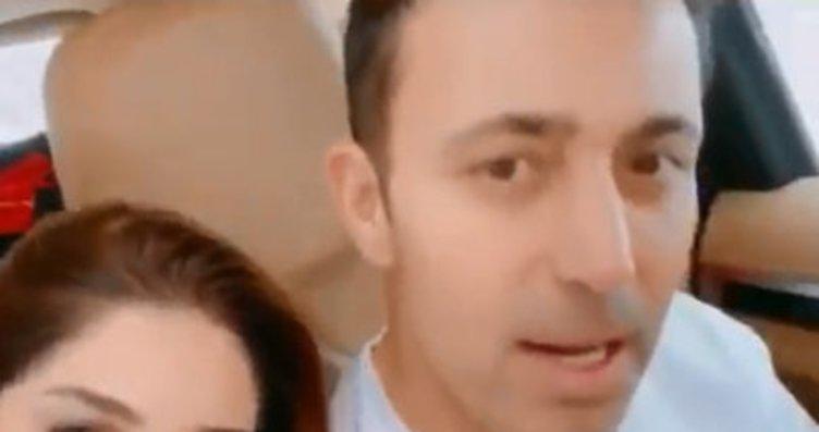 Ünlü popçu Mustafa Sandal, Melis Sütşurup ile...