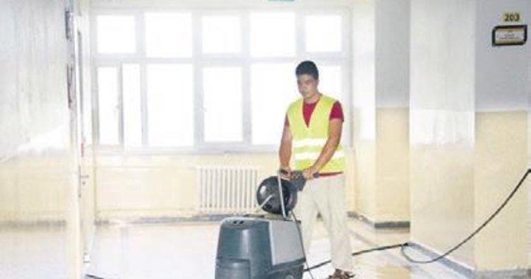 Tuzla'da okullar eğitime hazır