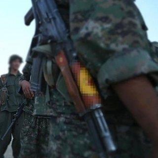 Dünyada son dakika! BAE'den bir skandal daha! PKK'lı teröristlere silah yardımı