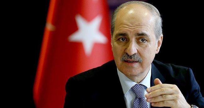 Başbakan Yardımcısı Kurtulmuş: Türkiye'nin beka meselesidir