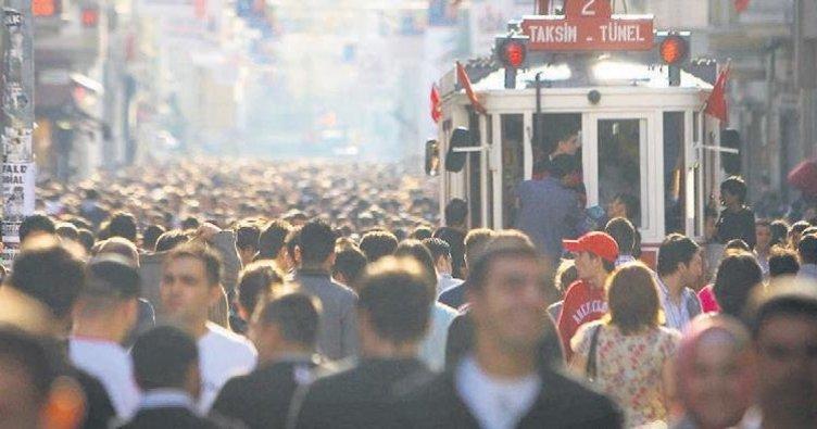 65 yaş üstü nüfus ilk kez yüzde 10'a ulaştı