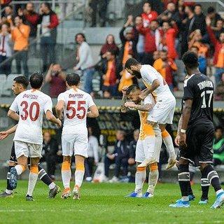 Galatasaray ısınıyor