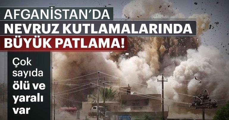 Son Dakika: Afganistan'da patlama: 26 ölü