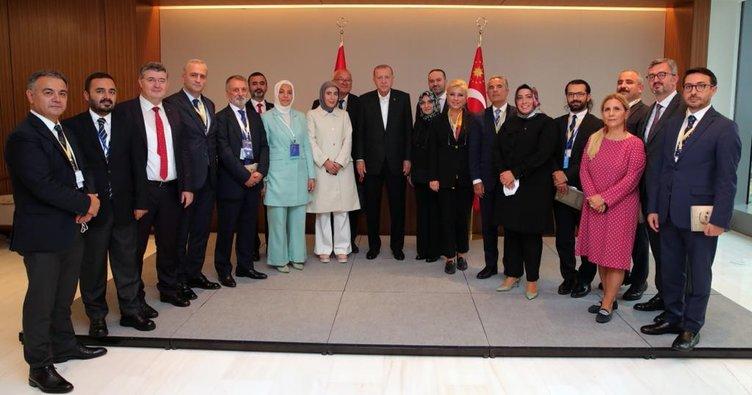 Son dakika! Başkan Erdoğan'dan ABD dönüşü çarpıcı mesajlar: Olası bir Afgan göçünü kabul etmeyeceğiz