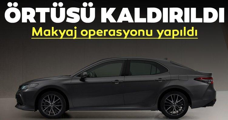 İşte karşınızda 2021 Toyota Camry Hybrid! Yeni...