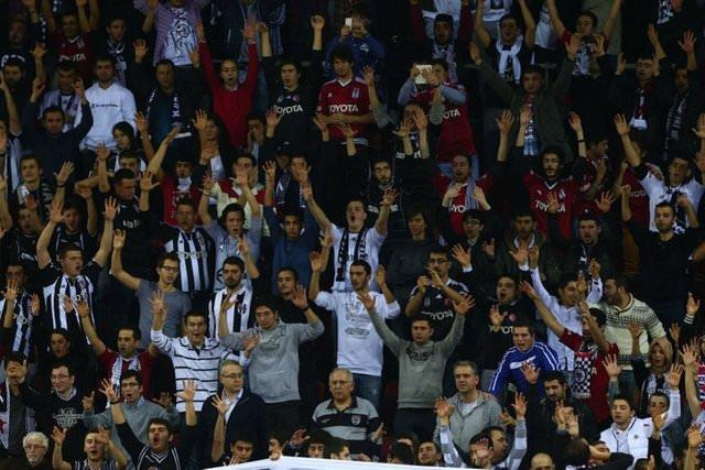 Beşiktaş -  Barcelona