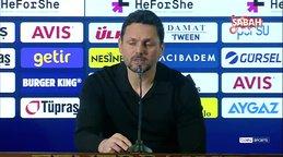 Göztepe yenilgisi ardından Fenerbahçe Teknik Direktörü Erol Bulut'ta flaş açıklamalar