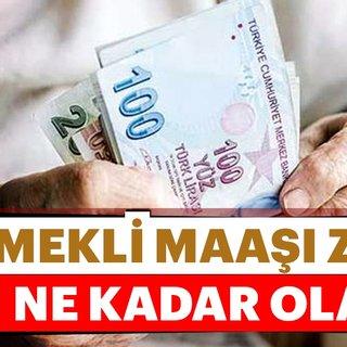Son dakika haberi: Emekli maaşına yapılacak zam miktarı belli oldu! - En düşük emekli zammı ne kadar olacak?