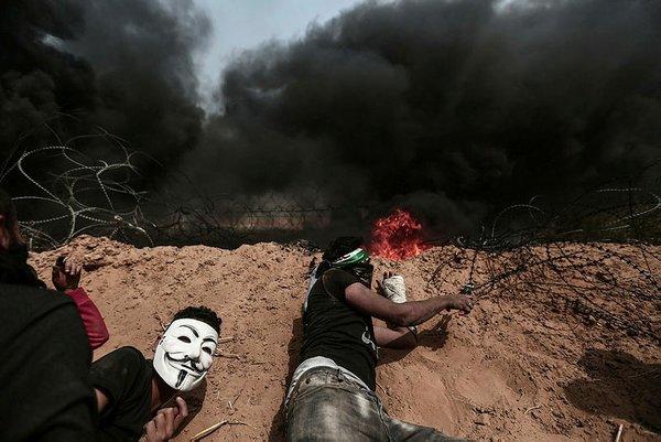 İsrail'in Gazze saldırıları