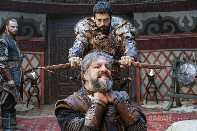 Kuruluş Osman'ın Dündar Bey'i Ragıp Savaş bakın kiminle evli!
