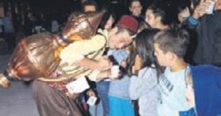 Ramazan programı Ankaralıları coşturdu