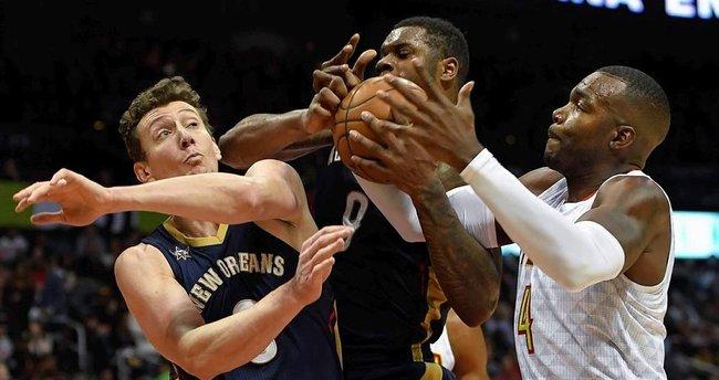 Pelicans'tan üst üste 3. galibiyet