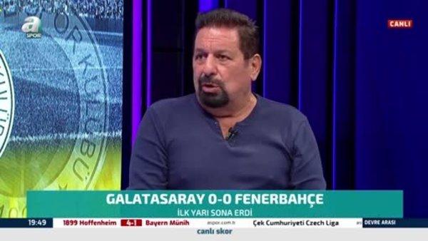 Son dakika! Erman Toroğlu: Galatasaray - Fenerbahçe derbisinde yıldız isim her an atılabilir