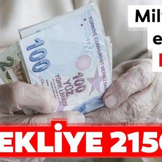 Son dakika haberi | En düşük emekli maaşı 2150 TL oluyor! SSK ve Bağ-Kur emekli maaşlarına ne kadar zam yapılacak?
