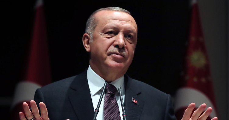 Erdoğan'dan yeni askerlik sistemi mesajı: Hayırlıolsun