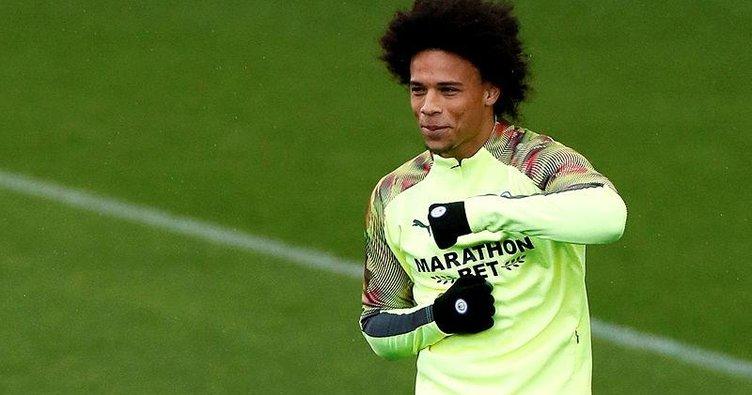 Leroy Sane 40 milyon Euro'ya Bayern Münih'e
