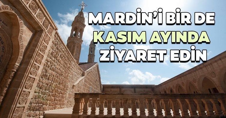 Mardin'deyiz zamanı geri sarıyoruz