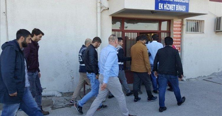 Ayvalık'ta 39 kaçak ve 6 organizatör yakalandı