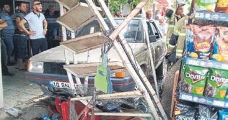 Aliağa'da trafik kazası: 1 ölü
