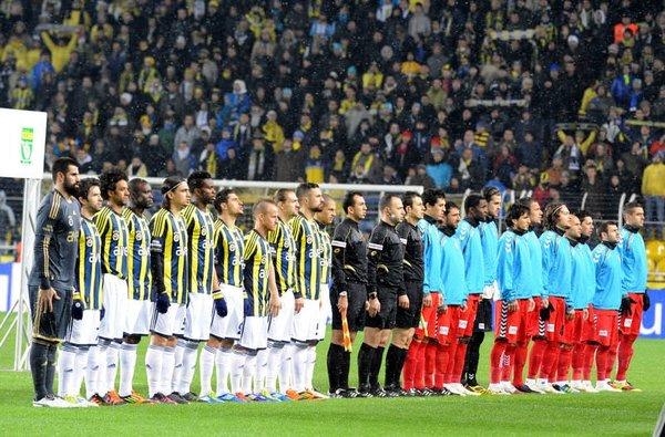 Fenerbahçe - Mersin İY