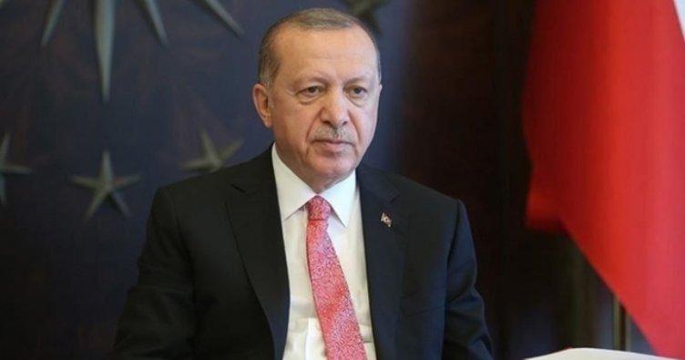 Başkan Erdoğan'dan anlamlı paylaşım
