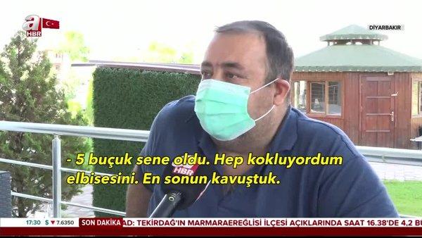 Evladına kavuşan Fahrettin Akkuş, yaşadıklarını anlattı | Video
