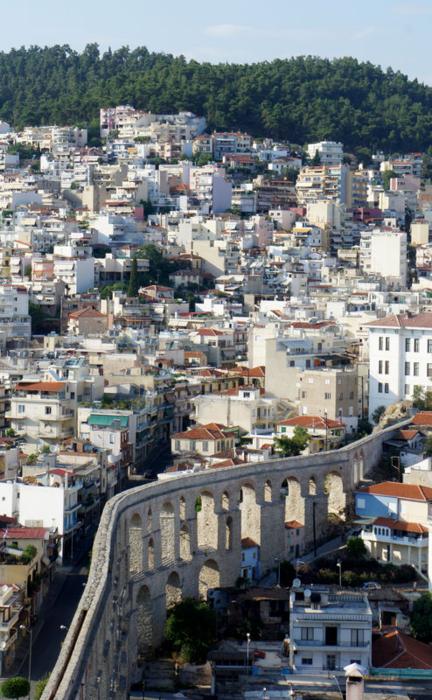 Kavala'ya Türk turist ilgisi