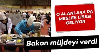 Bakanı Selçuk müjdeyi verdi: Stat ve otellere...