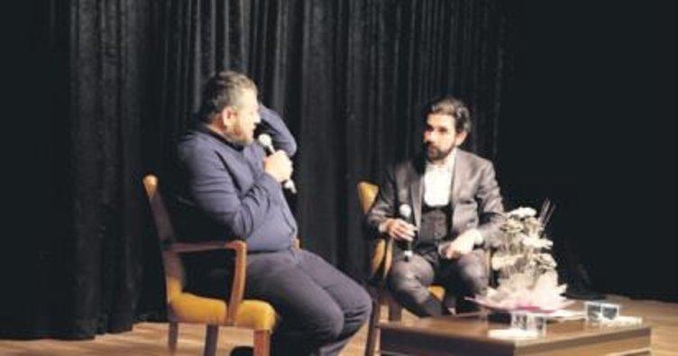 Kılıçarslan 'Gönül Sohbetleri'nin konuğu
