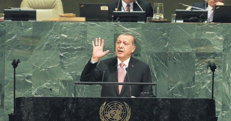 Başkan Erdoğan:  100'e yakın ülkenin aşıya erişememesi küresel çarpıklıktır
