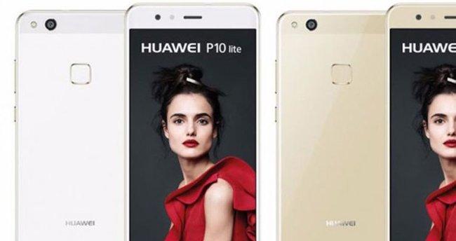 Huawei P10 Lite'ın fiyatı belli oldu