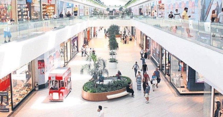 Mall of Antalya'da spor var
