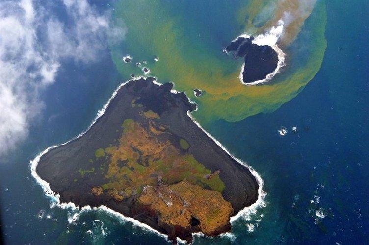 Japonya'nın yeni adası