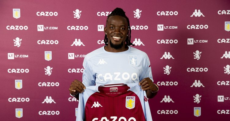 Aston Villa Bertrand Traore'yi transfer etti