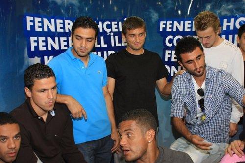 CeBIT'te Fenerbahçe heyecanı