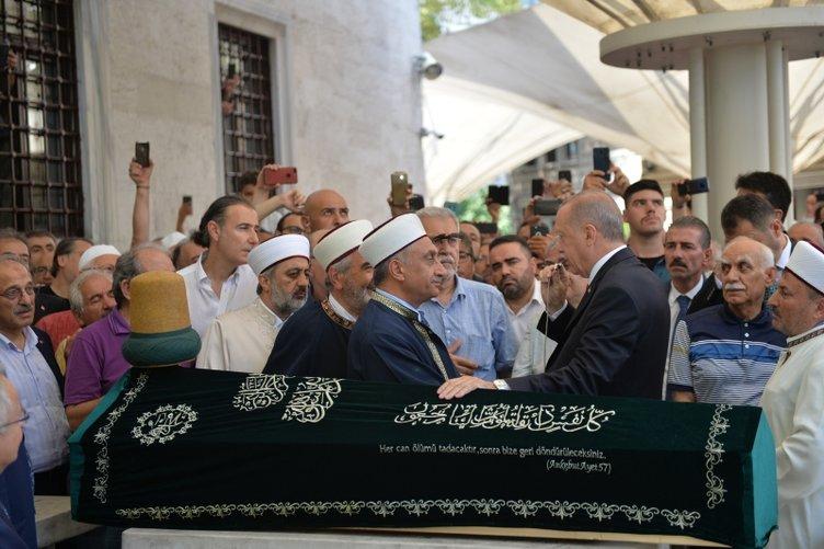 Başkan Erdoğan'dan Prof. Dr. Emin Işık'a son görev
