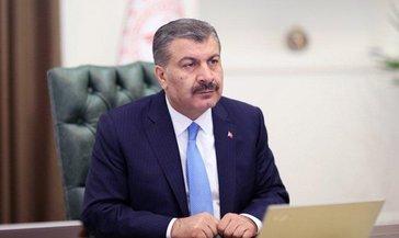 Son dakika: Sağlık Bakanı Fahrettin Koca'da filyasyon ekipleriyle ilgili açıklama