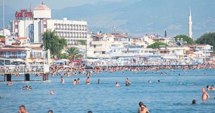 Kuzey Ege'de bayram rezervasyonları hızlandı